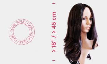 Full Lace Wig lisse - Long