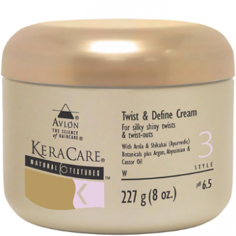 Twist and Define Cream Natural Textures