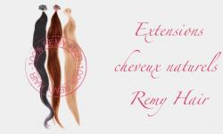 Extensions Remy Hair cheveux naturels